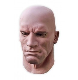 Realistic Face Mask 'Strong Man'