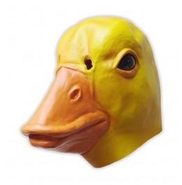 Yellow Duck Latex Mask