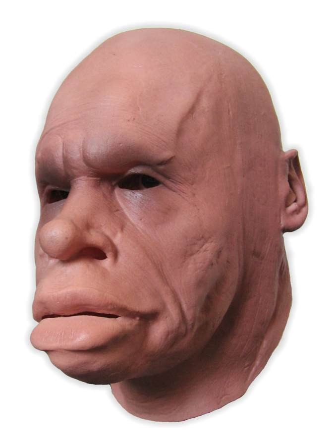 Caveman Latex Mask