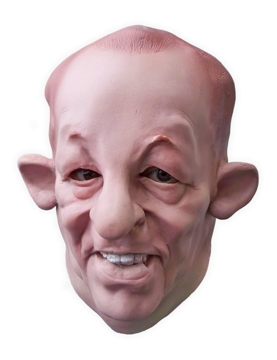 Latex Face Mask 'Harry'
