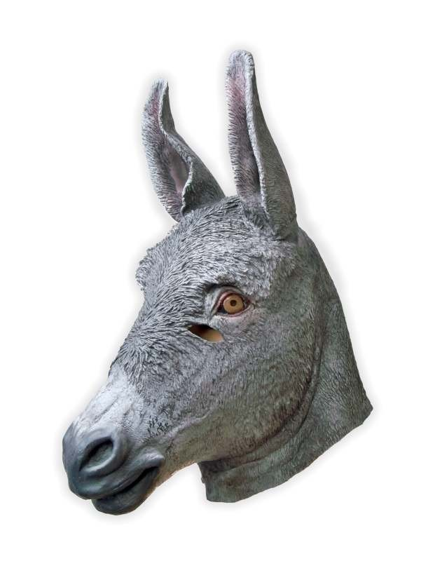 Donkey Latex Mask