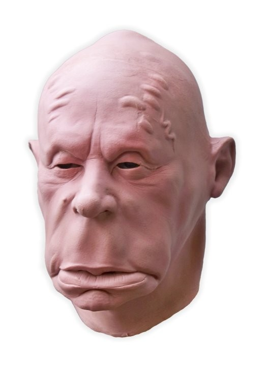 Latex Face Mask 'Douchebag'