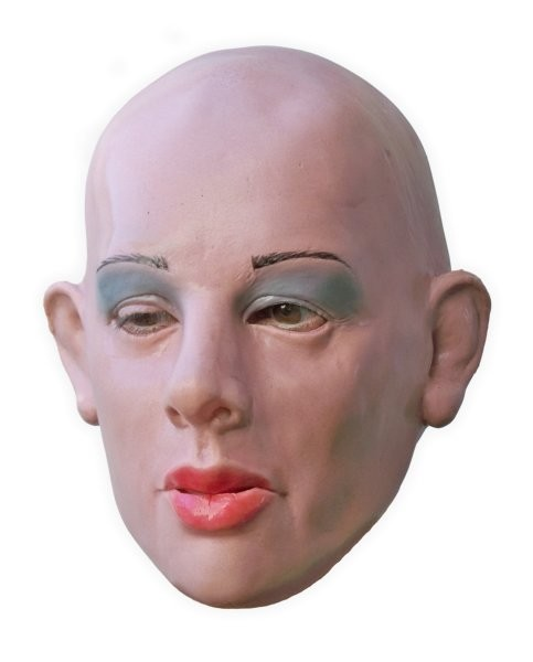 mask foam female latex
