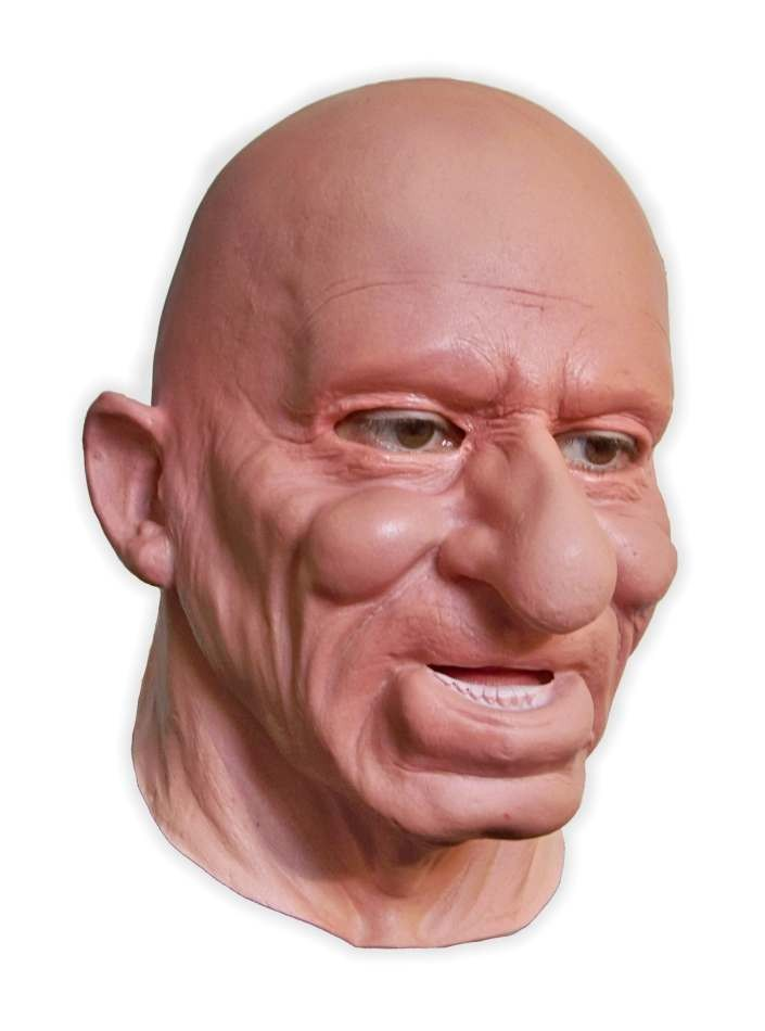 Foam Latex Face Mask 'Herbert'