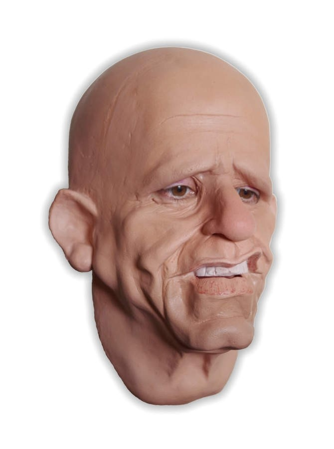 Foam Latex Mask George