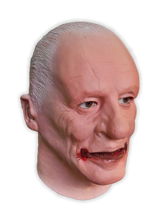 "Foam Latex Mask ""Hannibal"""