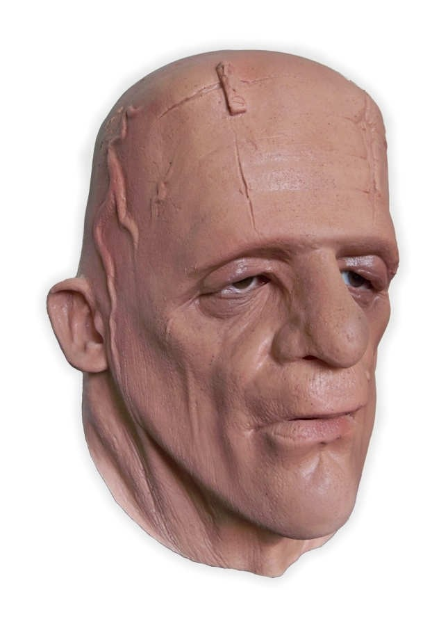 Golem Latex Mask