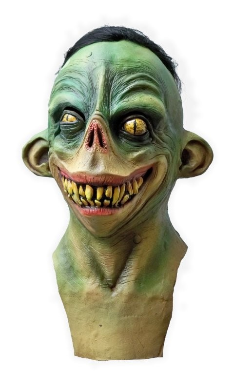 Halloween Mask 'Green Monster'