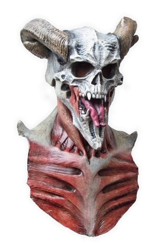 Halloween Mask 'Devil Skull'