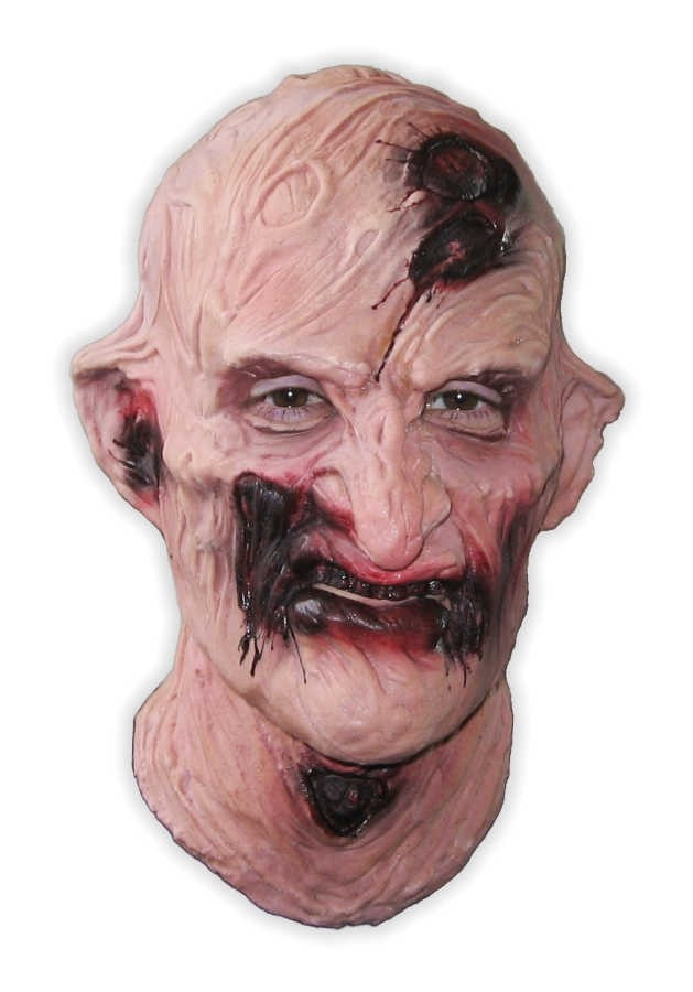 Halloween Mask Soft Foam Latex 'Assassin'