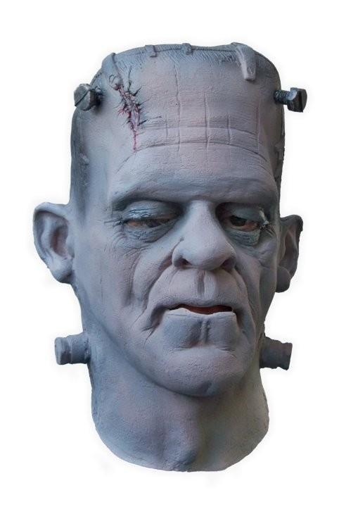 Shelley's Monster Latex Mask