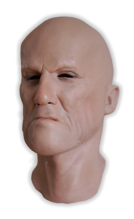 Latex Face Mask Realistic 'Mason'