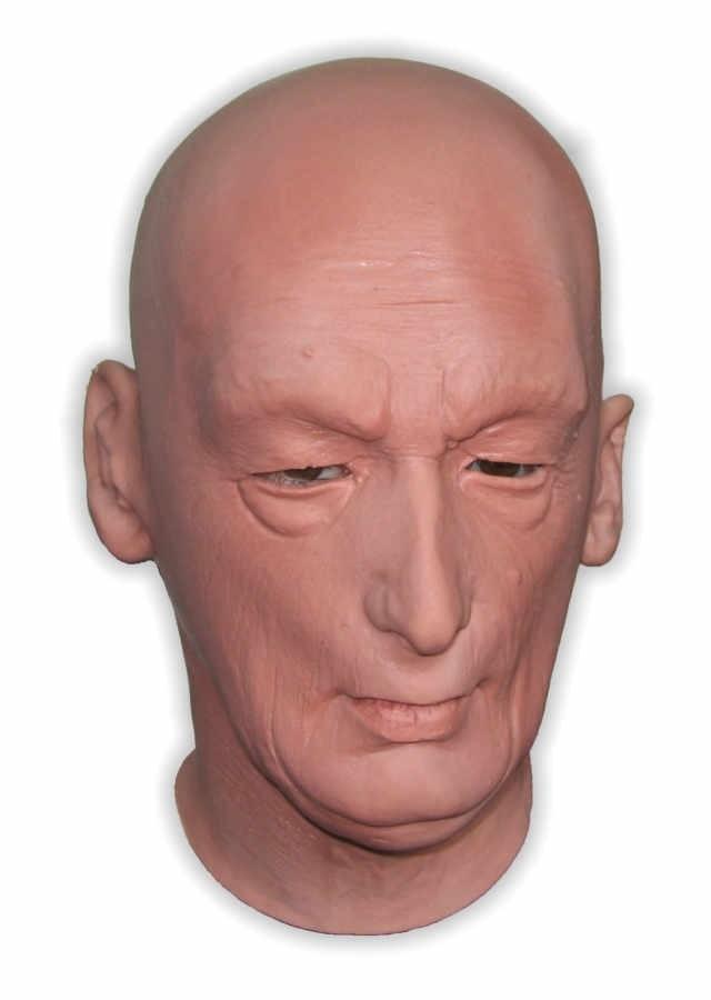 Latex Full Head Mask Realistic 'Ethan'