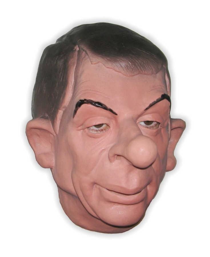 Latex Mask 'English Comedian'