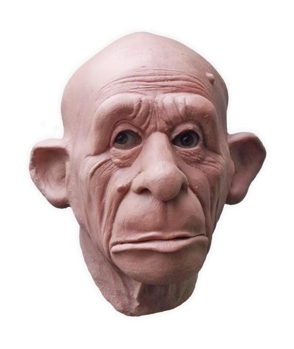 Realistic Monkey Face Mask