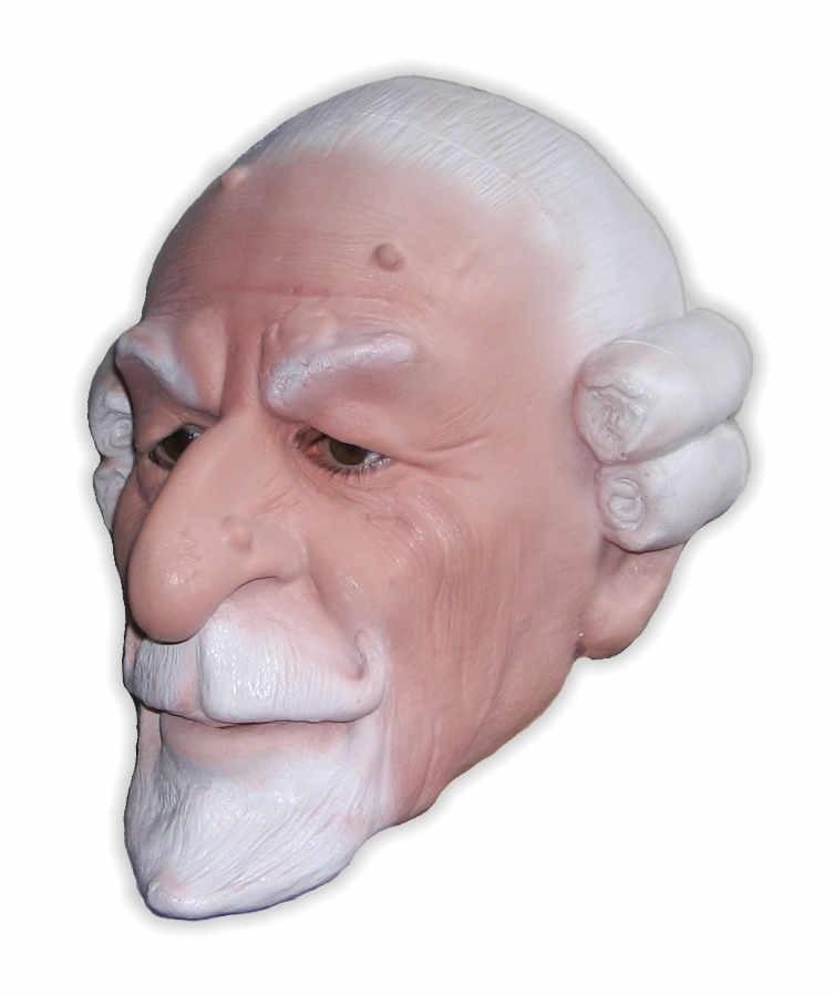 Latex Mask 'Nobleman'