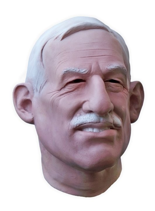 Latex Face Mask 'Jacob'