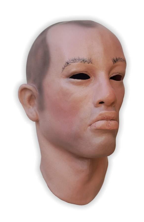 Male Face Mask Foam Latex 'Ringo'