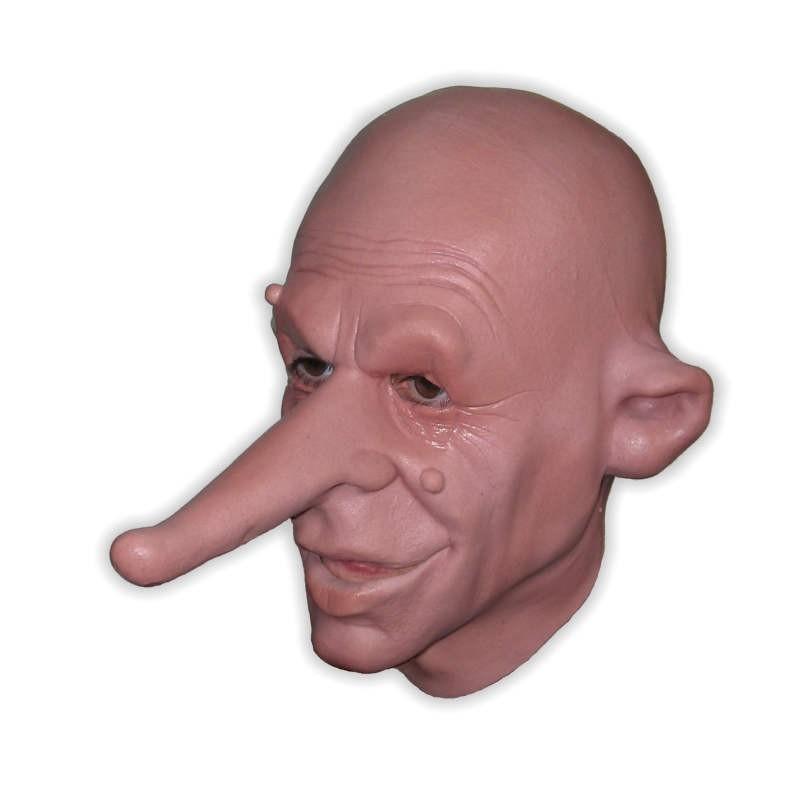 Mask Man Long Nose Foam Latex