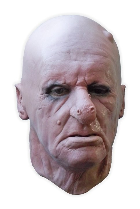 Realistic Latex Face Mask 'Igor'