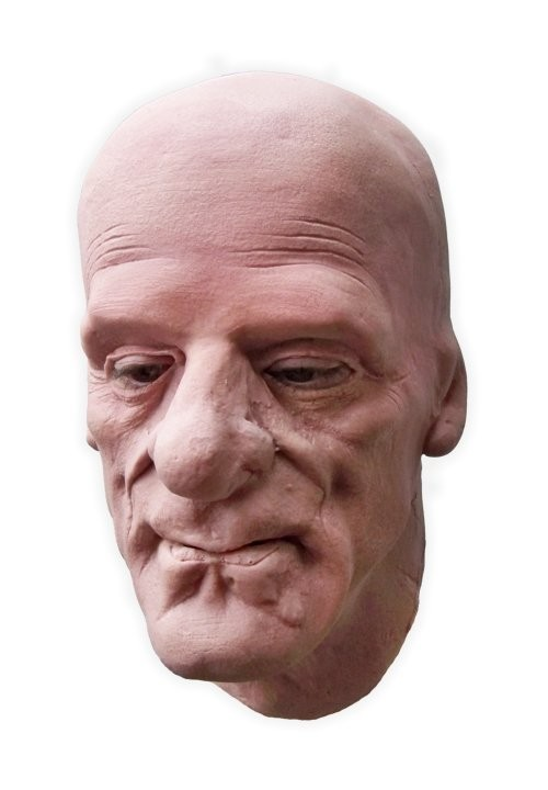 Latex Face Mask Realistic 'Logan'