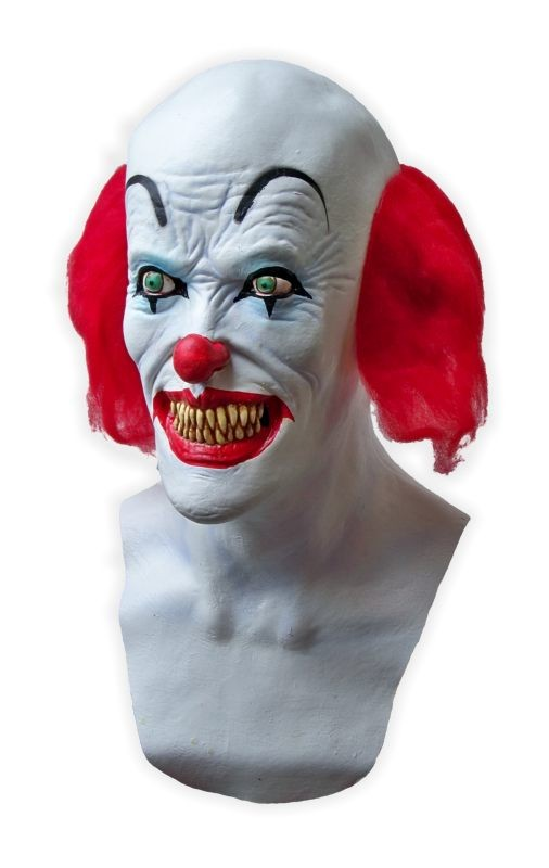 Pennywise Clown Halloween Mask
