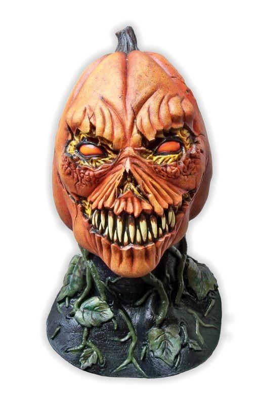 Pumpkin Mutant Halloween Mask