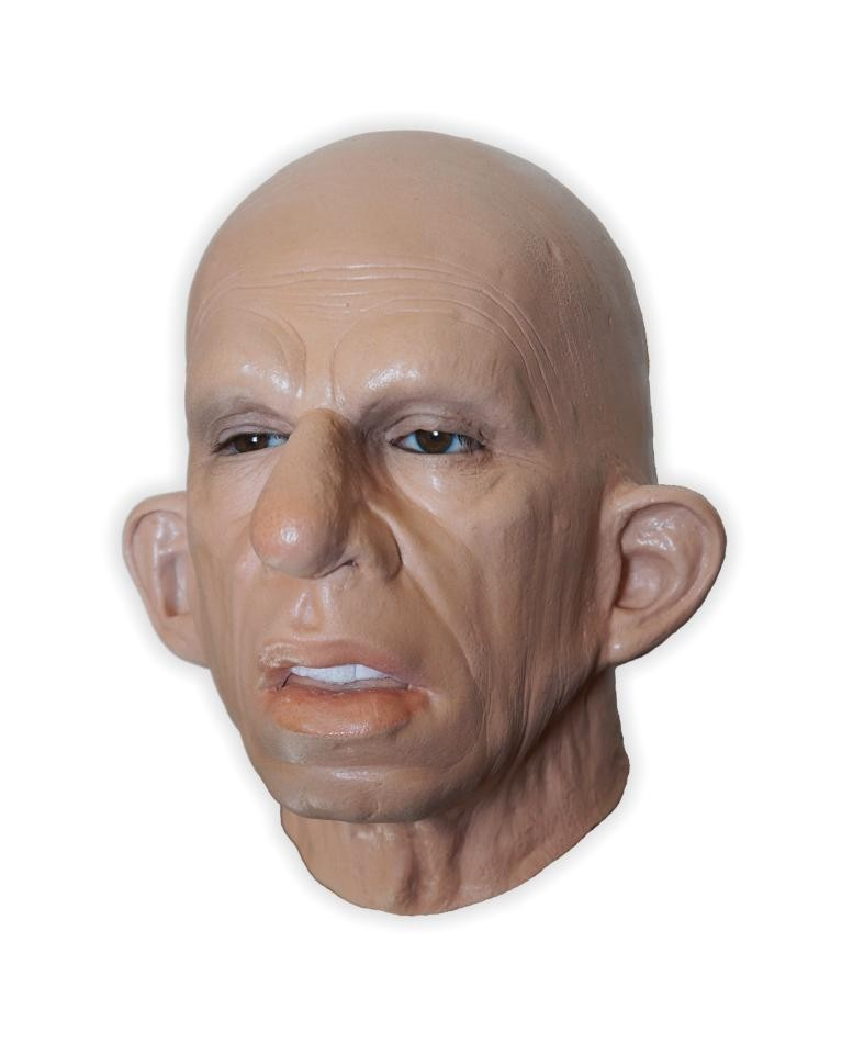 Realistic Foam Latex Mask 'Tom'