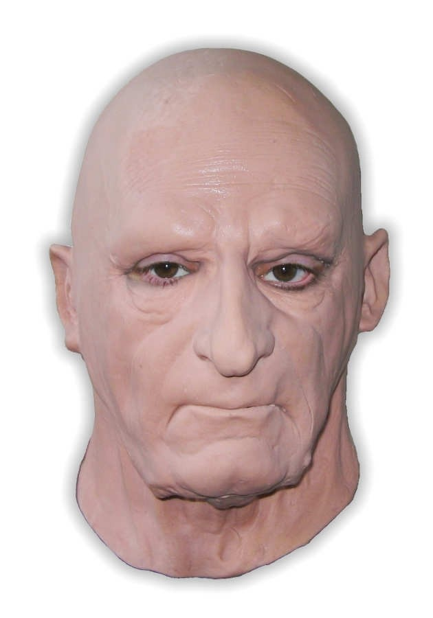 Realistic Latex Face Mask 'Humphrey'