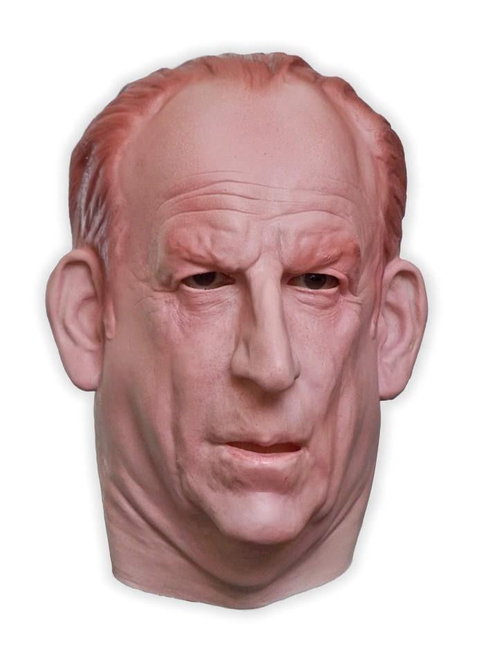 Realistic Latex Face Mask 'Sherlock'
