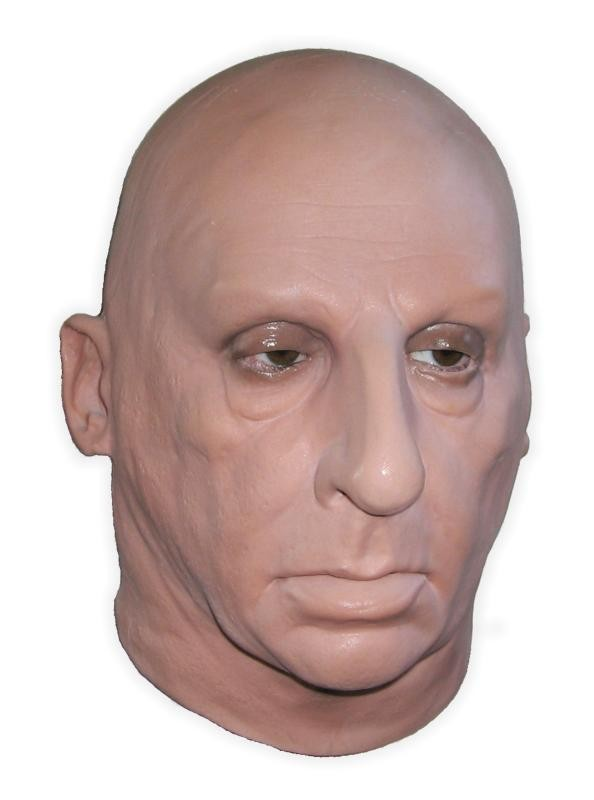 Realistic Latex Mask 'Lenny'