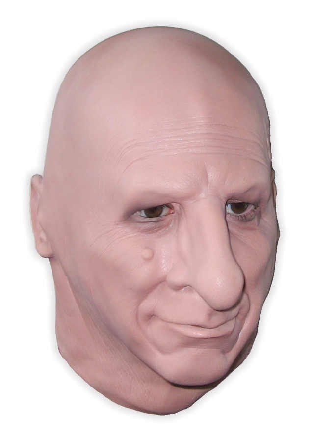 Soft Foam Latex Mask 'Paul'