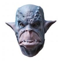 Blue Orc Latex Mask