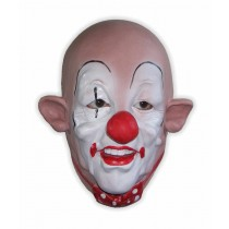 Circus Clown Mask Latex