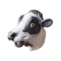 Cow Latex Mask