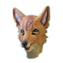 Fox Latex Mask