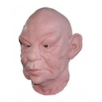Granny Foam Latex Mask