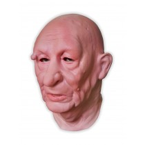 Granny Realistic Latex Mask Full Head