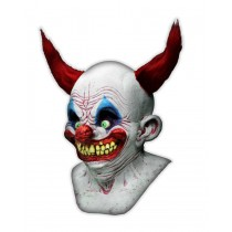 Halloween Mask 'Crooked Clown'