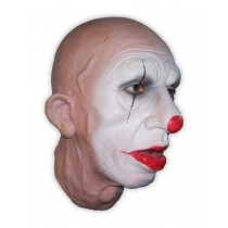 Horror Clown Soft Latex Mask