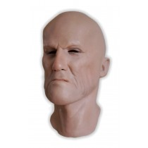 Latex Face Mask Realistic 'Mason'