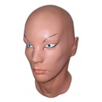 Latex Female Mask 'Lillian'