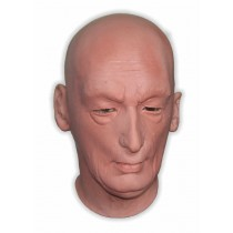 Latex Full Head Mask Realistic 'Ethan'
