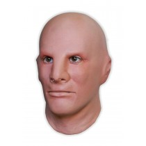Latex Mask Skin Tone No Facial Features 'Phantom'