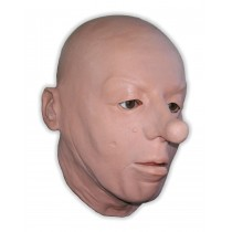 Long Nose Face Mask Latex