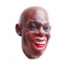 Louis Armstrong Latex Foam Mask