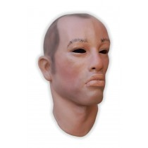 Male Face Mask Foam Latex 'Ringo'