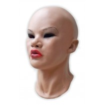 Realistic Female Mask Latex Full Head 'Hanna'