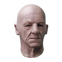 Realistic Full Face Latex Mask 'Graham'
