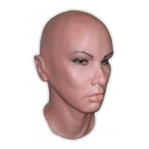 Realistic Latex Female Face Mask 'Beatriz'